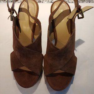 Michael Kors Becky Suede sandal